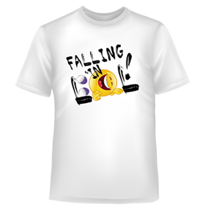 fallinginlol t-shirt_web